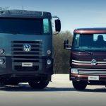 Volkswagen Delivery y Constellation, los más vendidos en Brasil