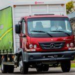 Mercedes-Benz, número uno en vehículos comerciales