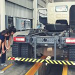 Capacitación laboral para jóvenes a cargo de Volvo Trucks