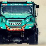 Iveco cosecha su quinto triunfo de etapa y pelea la punta en el Dakar