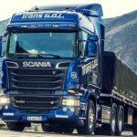 Un Scania V8 para vencer a la sinuosa Cordillera de los Andes