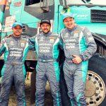 IVECO cerró el Dakar 2018 con victoria en la última etapa