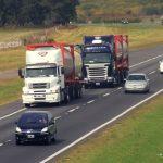 Restricciones de circulación para camiones en rutas bonaerenses