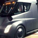 La meta de Tesla: vender 100 mil camiones eléctricos por año