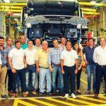 Volkswagen capacita a sus vendedores sobre la nueva familia Delivery en Resende