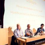 FADEEAC organizó una jornada de trabajo sobre el decreto 32/18