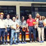 Bahco recibió a la ministra de Producción en su planta de Santo Tomé