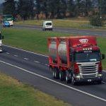 Restricciones de circulación para camiones por el cambio de quincena