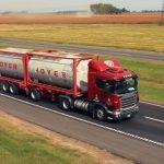 Restricciones de circulación para camiones por los feriados de carnaval