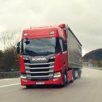 Los Scania se destacan en las pruebas europeas