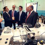 La fábrica de Scania en Tucumán fue visitada por el gobernador Manzur