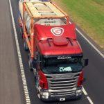 Restricciones de circulación para camiones por semana santa