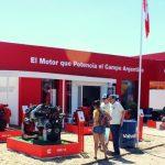 Cummins presentó en Expoagro su gama de motorizaciones orientadas al sector