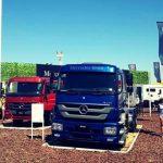 Mercedes-Benz en Expoagro: productos y sorpresa