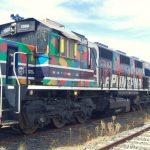 San Luis repara vías y reactiva su tren de cargas
