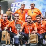 El concesionario Baisur venció en la final del Scania Top-Team