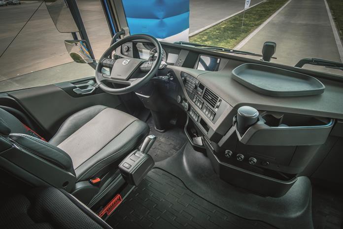 VOLVO FH 540 PERFORMANCE EDITION INTERIOR - Planeta Camión