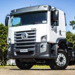 Patentamientos de vehículos comerciales pesados en febrero