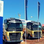 Volvo Trucks lanzó una nueva configuración en Expoagro