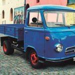 Borgward B611 : Un pequeño alemán