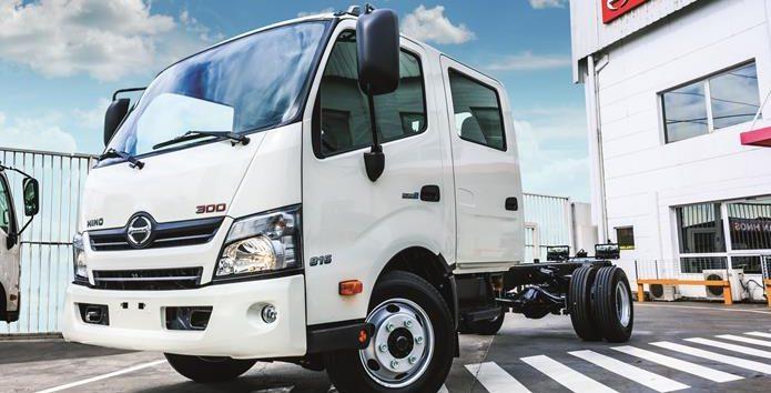"""Los nuevos """"kyoodai"""" - Planeta Camión ee35a441adb"""