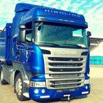 Scania Press Top Team: manos al volante
