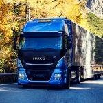 Apoyo a Iveco en Europa para la promoción de vehículos a Gas