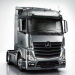 Mercedes-Benz lanzó los nuevos Actros y Arocs