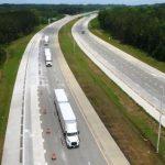 Volvo Trucks realiza una demostración de Platooning en una autopista