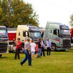 PRESENCIA DE VOLVO TRUCKS EN EXPO JUNIN
