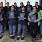 MUJERES DE MERCEDES-BENZ CAPACITADAS EN LA FPT