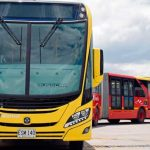700 BUSES SCANIA A GAS PARA COLOMBIA