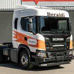 Scania amplía su taller en las instalaciones de Transportes Beraldi