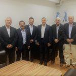 LA FADEEAC SE REUNIÓ CON AUTORIDADES DEL MINISTERIO DE TRANSPORTE