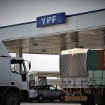 APOYO DE YPF AL TRANSPORTE Y ABASTECIMIENTO